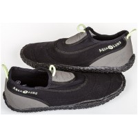 Тапки BEACHWALKER XP Black/Silver/Lime 2 мм